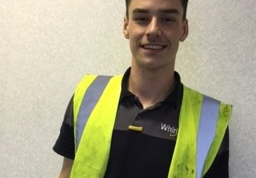 SWAC Apprentice of the Month – January 2018