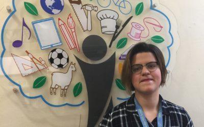 February Apprentice of The Month  Fatima Alves